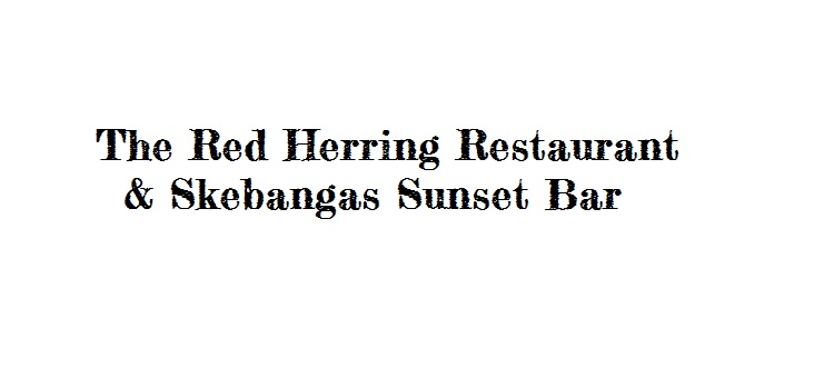 Red Herring Restaurant Skebangas Sunset Bar, Noordhoek