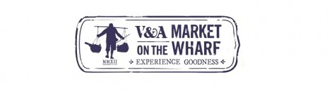V&A Waterfront market on the wharf cape town
